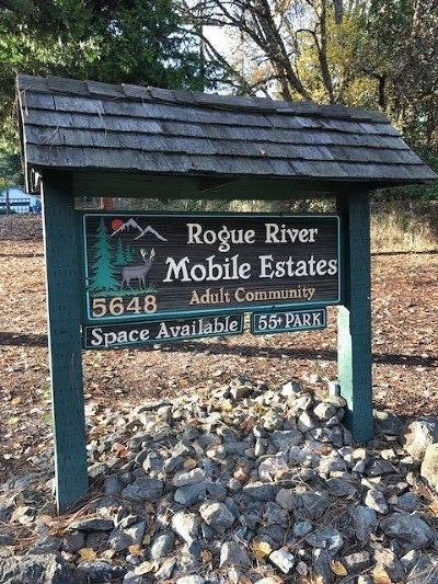 Rogue River Mobile Home For Sale: 5648 Foothill Blvd #28