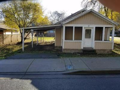 Phoenix Single Family Home For Sale: 111 4th Street