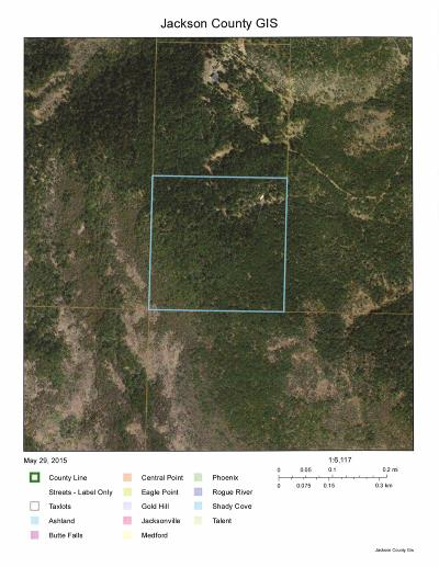 Jackson County, Josephine County Residential Lots & Land For Sale: 7053 Butte Falls Highway