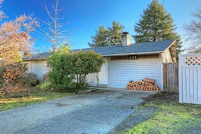 Grants Pass Single Family Home For Sale: 275 SW Central Avenue