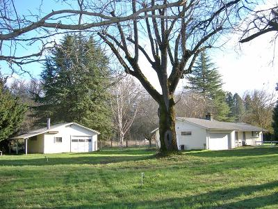Jackson County, Josephine County Single Family Home For Sale: 3285 Rogue River Highway
