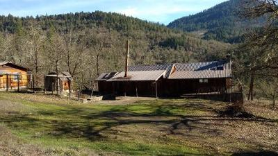 Trail Single Family Home For Sale: 5432 Highway 227