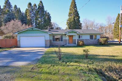 Grants Pass Single Family Home For Sale: 2100 Cullison Lane