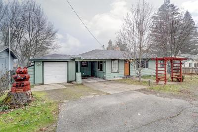 Grants Pass Single Family Home For Sale: 1825 NW Burns Avenue