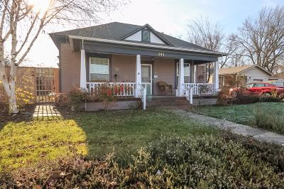 Single Family Home For Sale: 341 W 2nd Street