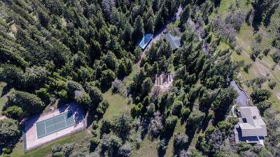 Ashland Single Family Home For Sale: 9870 Mt. Ashland Ski Road