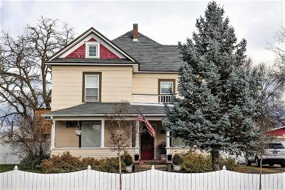 Central Point Single Family Home For Sale: 219 7th Street