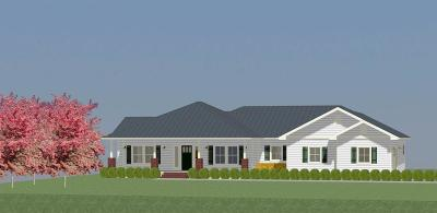 Jackson County, Josephine County Single Family Home For Sale: 115 Blue Ridge Court #Lot12