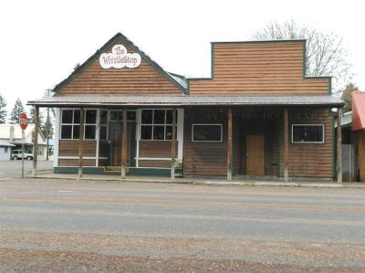 Butte Falls OR Commercial Pending: $95,000