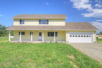 Grants Pass Single Family Home For Sale: 12201 Williams Highway