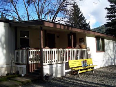 Trail Single Family Home For Sale: 296 Elk Creek Road