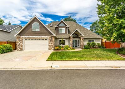 Central Point Single Family Home For Sale: 1653 Kentucky Court