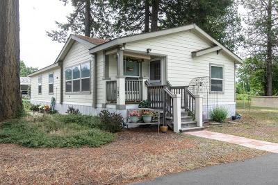 Cave Junction Mobile Home For Sale: 222 Ollis Road #107