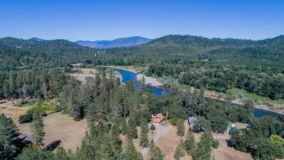 Josephine County Single Family Home For Sale: 8265 Riverbanks Road