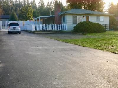 grants pass Single Family Home For Sale: 577 W Harbeck Road