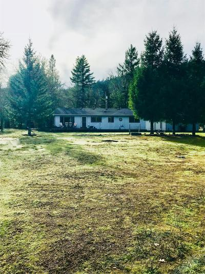 Josephine County Single Family Home For Sale: 304 Thompson Creek Road