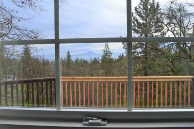 Central Point Single Family Home For Sale: 3114 Old Military Road