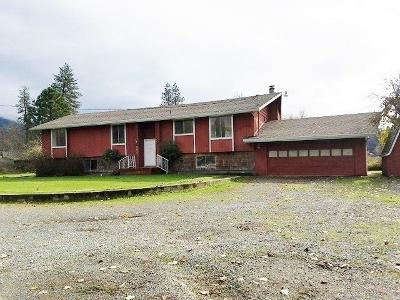 Rogue River Single Family Home For Sale: 7875 Evans Creek Road