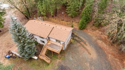 Josephine County Single Family Home For Sale: 5876 Upper Deer Creek Road Road