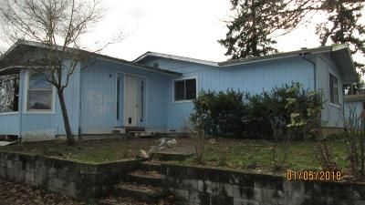 Grants Pass Single Family Home For Sale: 3795 Woodland Park Road