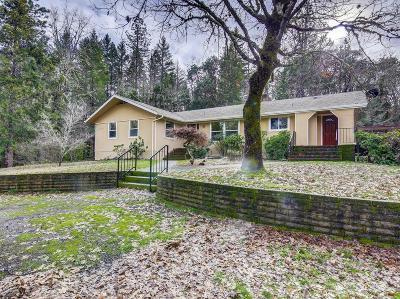 Grants Pass Single Family Home For Sale: 4247 Redwood Highway