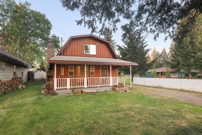 Butte Falls Single Family Home For Sale: 641 Laurel Avenue