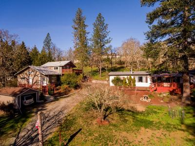 Grants Pass Single Family Home For Sale: 601 Stewart Road