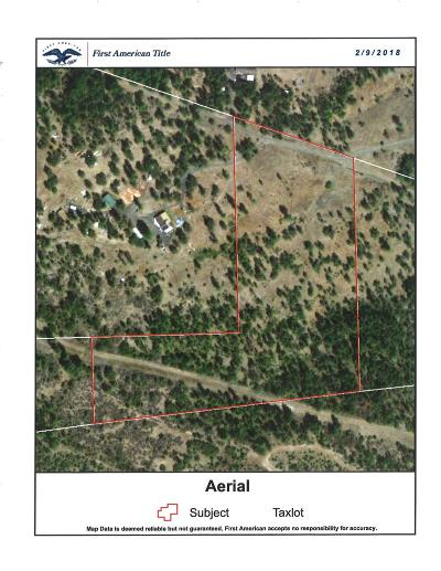 Jackson County, Josephine County Residential Lots & Land For Sale: 13320 Butte Falls Highway