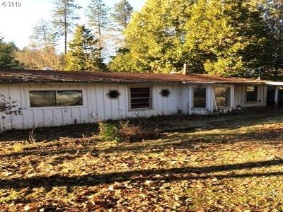 Jackson County, Josephine County Single Family Home For Sale: 5810 Williams Highway