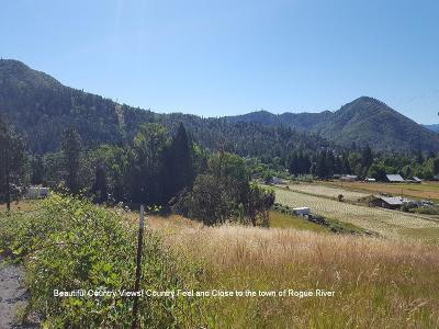 Rogue River Residential Lots & Land For Sale: West Evans Creek Road