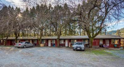 Gold Hill Multi Family Home For Sale: 655 Rogue River Highway