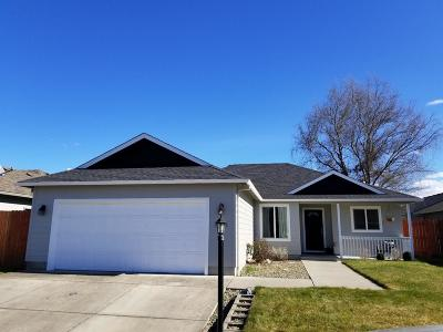 Single Family Home Sold: 1321 Pheasant Way