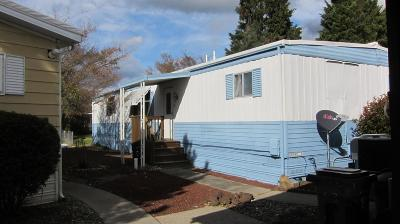 Merlin, Sunny Valley, Wimer, Rogue River, Wilderville, Grants Pass Mobile Home For Sale: 614 Woodlawn