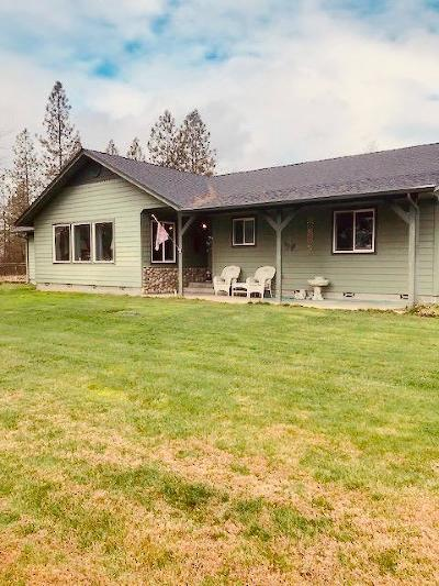 Grants Pass Single Family Home For Sale: 300 Red Mountain Drive