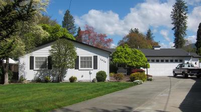 Grants Pass OR Single Family Home For Sale: $285,000