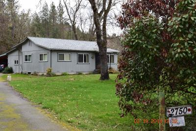Grants Pass OR Single Family Home For Sale: $310,000