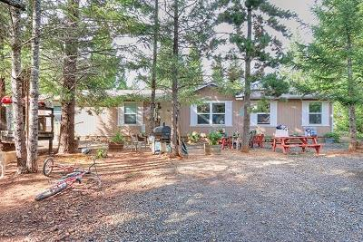 Jackson County, Josephine County Single Family Home For Sale: 1588 Lone Mountain Road