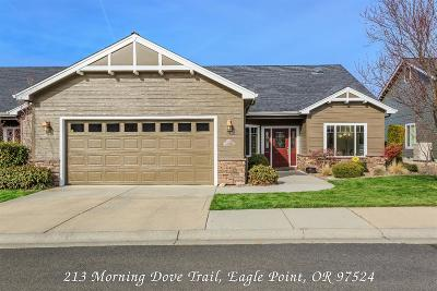 Eagle Point Single Family Home For Sale: 213 Morning Dove Trail
