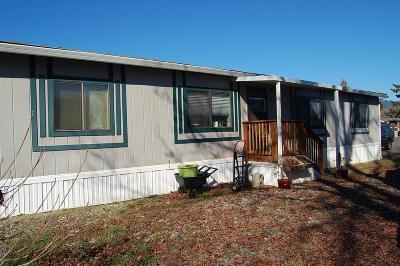 Grants Pass Mobile Home For Sale: 109 Briarwood Way
