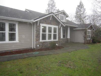 Grants Pass Single Family Home For Sale: 280 Soldier Creek Road