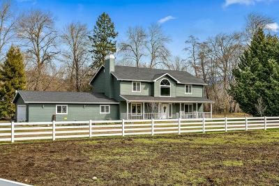 Grants Pass Single Family Home For Sale: 11889 Williams Highway