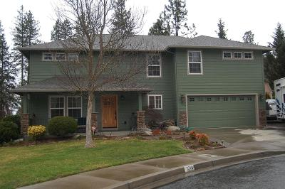 Grants Pass Single Family Home For Sale: 1214 Allenwood Drive