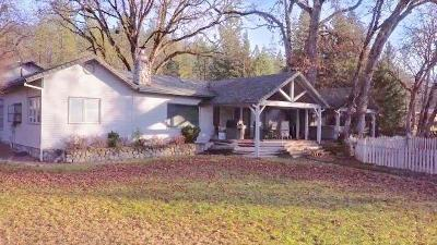 Shady Cove Single Family Home For Sale: 1205 Old Ferry Road