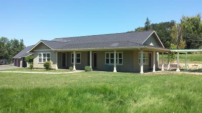 Talent Single Family Home For Sale: 2531 Pioneer Road