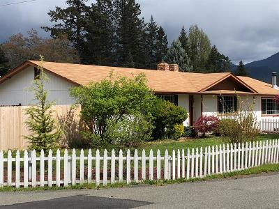 Grants Pass Single Family Home For Sale: 866 Bailey Drive