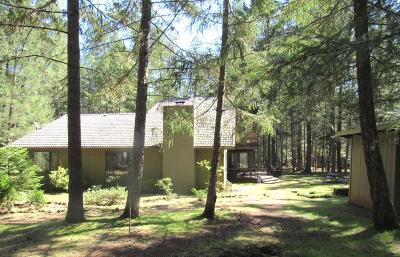 Single Family Home For Sale: 15520 Water Gap Road