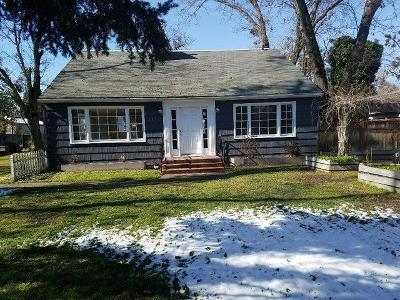 Jackson County, Josephine County Single Family Home For Sale: 1120 S Oakdale Avenue