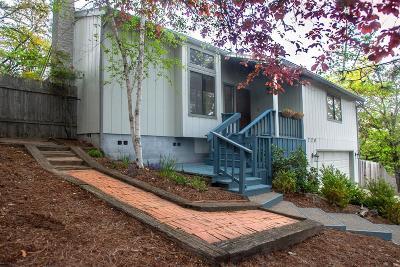 Jacksonville Single Family Home For Sale: 720 S Oregon Street