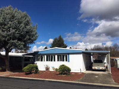 Medford Mobile Home For Sale: 3431 S Pacific Highway #93