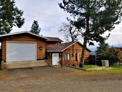 Medford Single Family Home For Sale: 2212 Buena Vista Drive